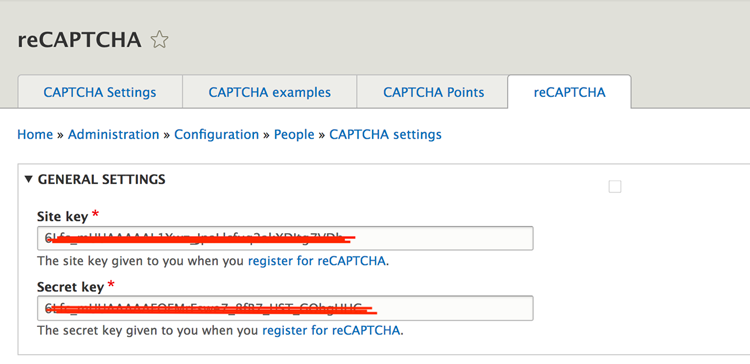How to Stop SPAM with Drupal 8's Recaptcha module | Promet Source