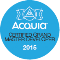 acquia badge