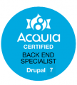 Acquia Back End Specialist (D7)