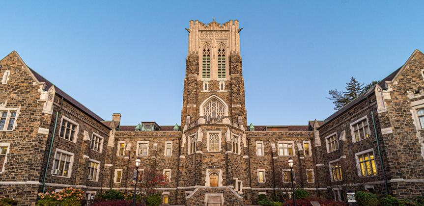 Lehigh University Alumni Hall