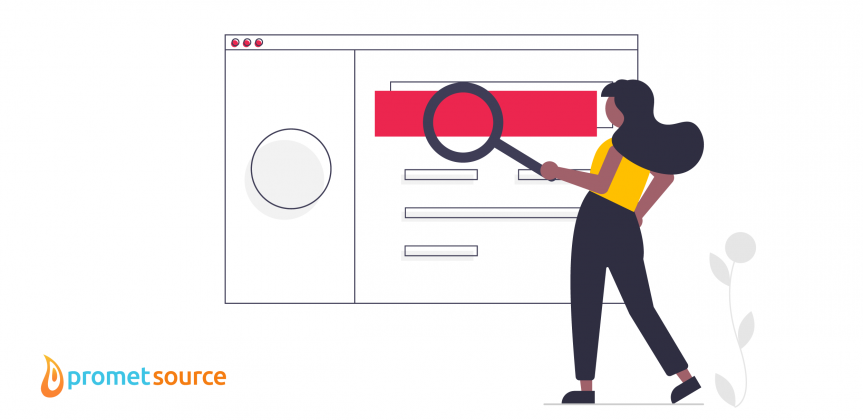 Zero Click Search illustration