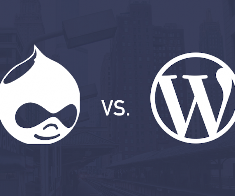 choosing between wordpress vs drupal