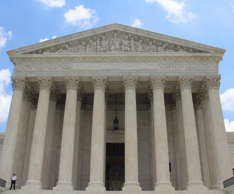 Image of the U.S. Supreme Court
