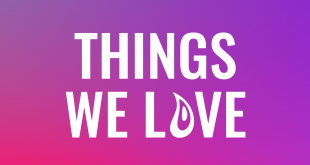 Things we love banner
