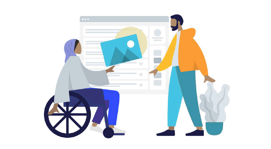 Web accessibility compliance consultation