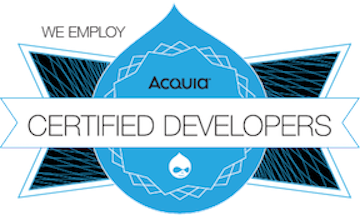 acquia certified developers